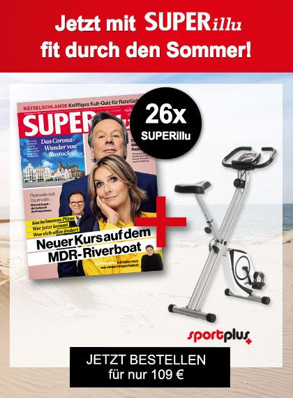 SUPERillu - Sparpaket Heimtrainer - Frühling 2021