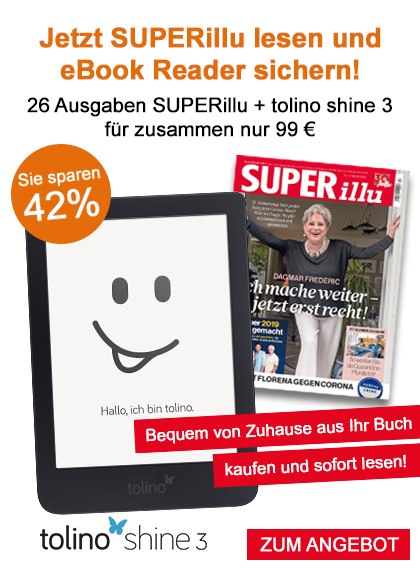 SUPERillu - Tolino shine 3 - April 2020