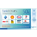 50 € TankBON