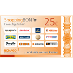 25 € ShoppingBON