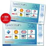 50 € + 10 € TankBON