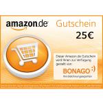 25 € Amazon.de Gutschein