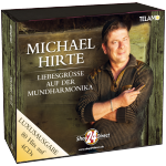 Michael Hirte - CD-Box mit 4 CDs
