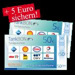 50 € + 5 € TankBON