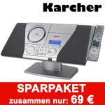 Karcher Design Musikanlage