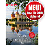 SUPERillu Kalender 2019