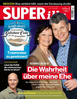 SUPERillu - aktuelle Ausgabe 12/2019