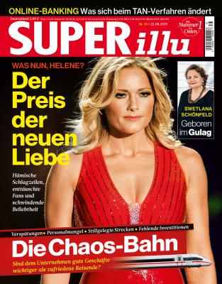 SUPERillu - aktuelle Ausgabe 35/2019