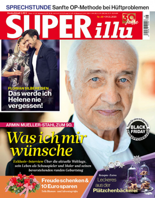 SUPERillu - aktuelle Ausgabe