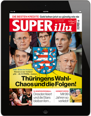 SUPERillu E-Paper - aktuelle Ausgabe 08/2020