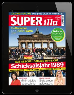SUPERillu E-Paper - aktuelle Ausgabe 26/2019
