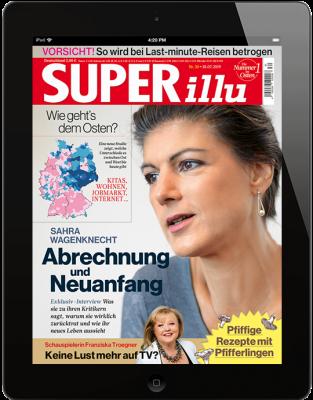 SUPERillu E-Paper - aktuelle Ausgabe 30/2019