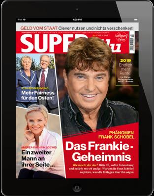 SUPERillu E-Paper - aktuelle Ausgabe