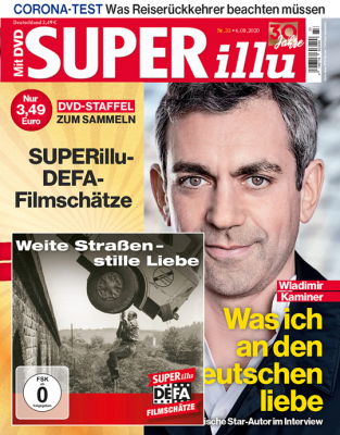 SUPERillu mit DVD