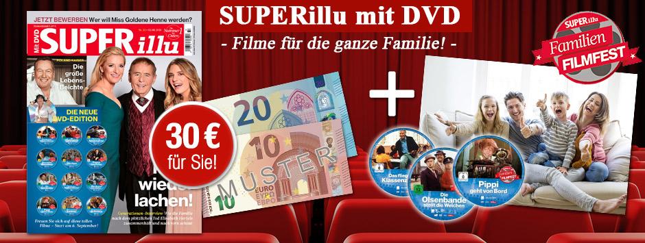 Superillu Dvd