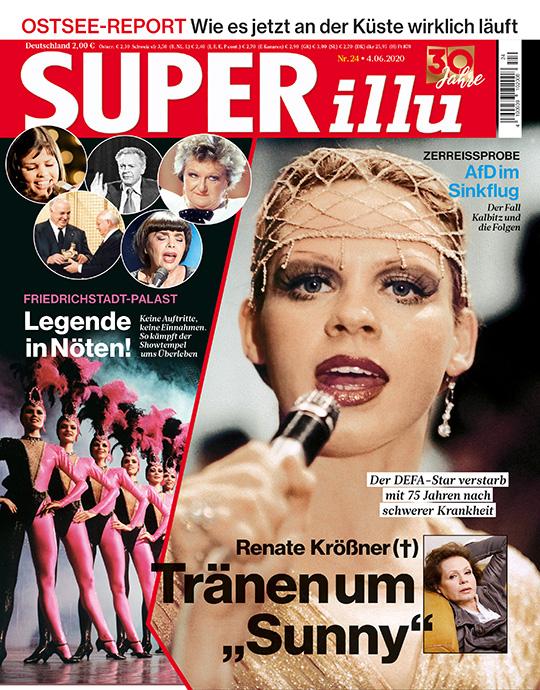 SUPERillu - aktuelle Ausgabe 22/2020
