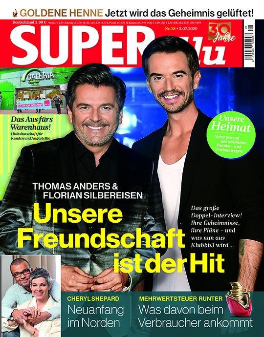 SUPERillu - aktuelle Ausgabe 25/2020