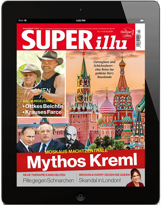 SUPERillu E-Paper - aktuelle Ausgabe 04/2020
