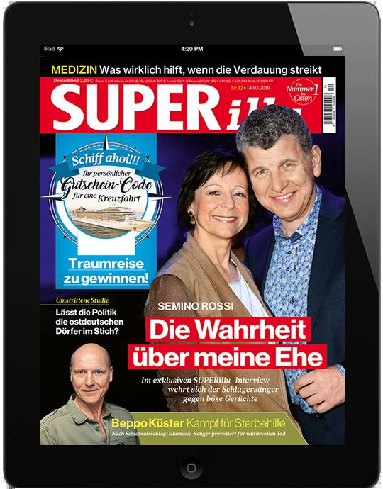 SUPERillu E-Paper - aktuelle Ausgabe 12/2019