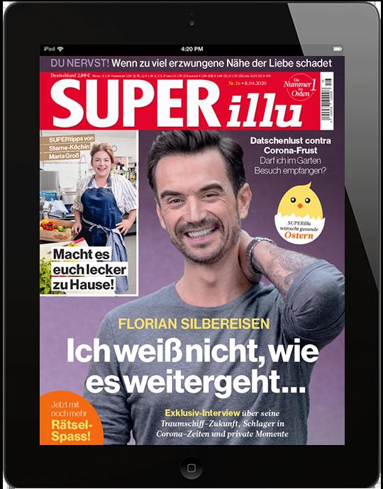 SUPERillu E-Paper - aktuelle Ausgabe 14/2020