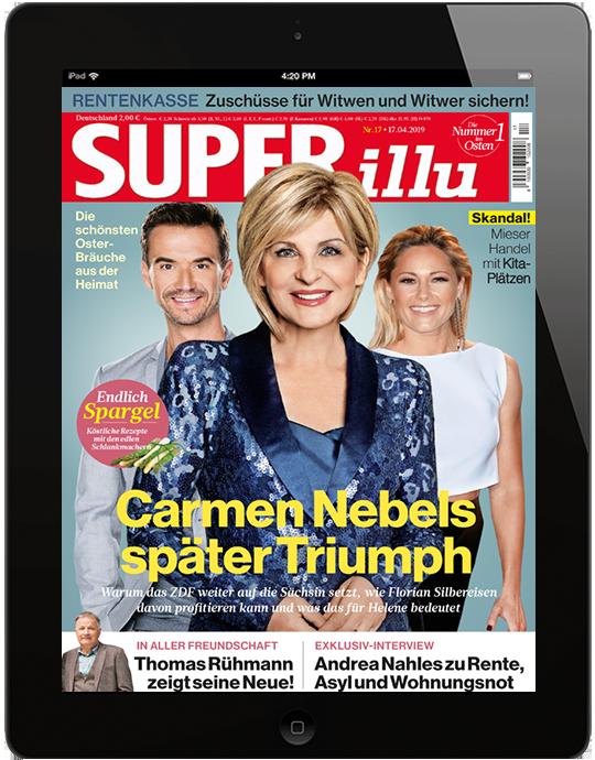 SUPERillu E-Paper - aktuelle Ausgabe 16/2019