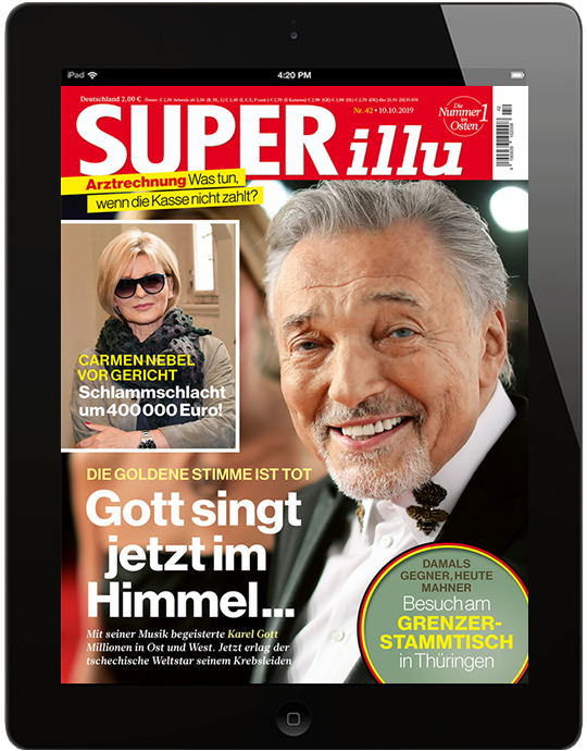 SUPERillu E-Paper - aktuelle Ausgabe 42/2019