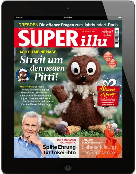 SUPERillu E-Paper - aktuelle Ausgabe 50/2019